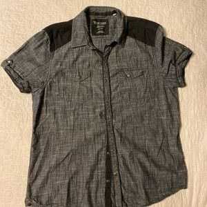 Guess Gray Slim Fit Shirt